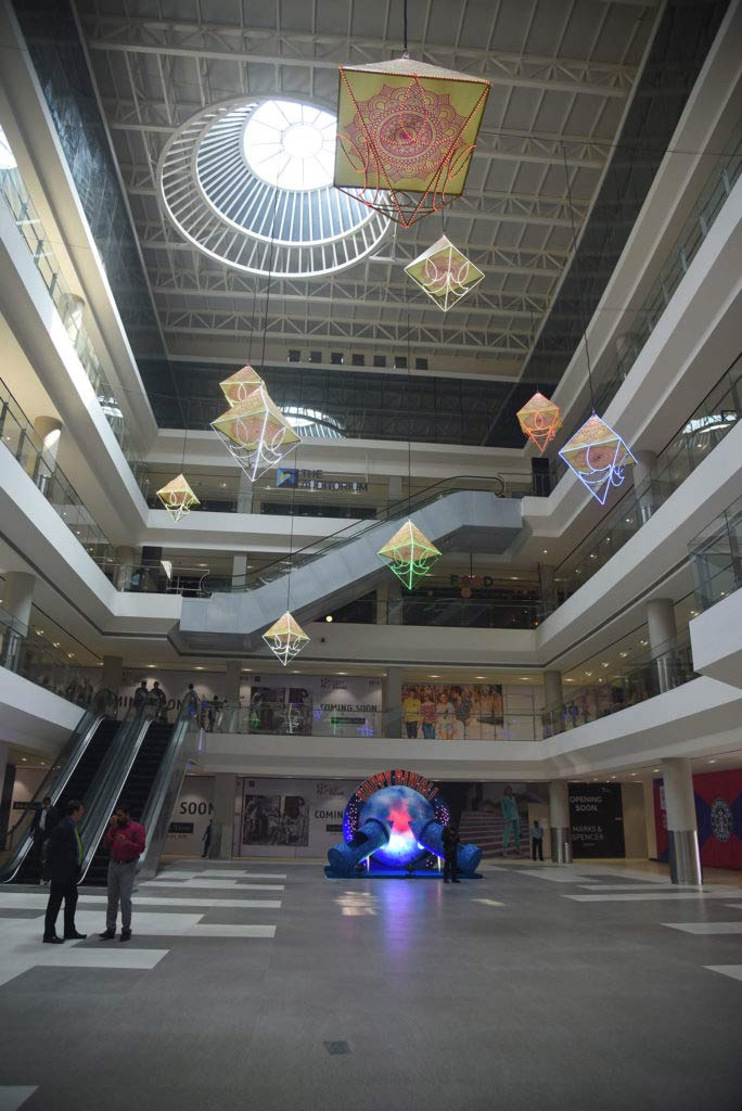 best mall in Pune - Elpro City Square