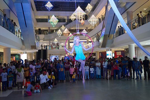 Events at Elpro City Square