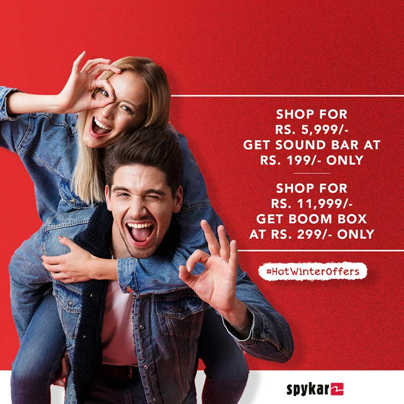 spykar store in pune - Elpro City Square
